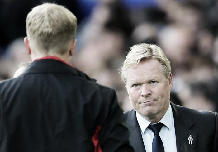 Everton, fiducia a tempo per Koeman