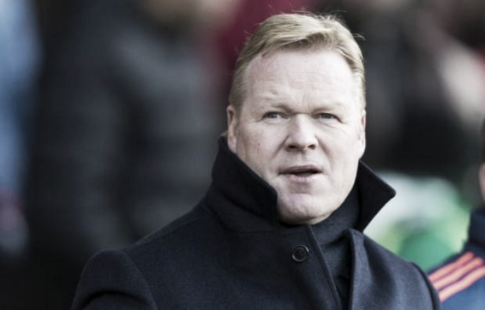 Southampton detail five-year plan to Ronald Koeman