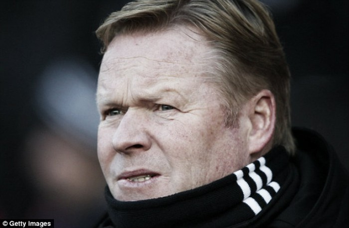 Koeman plays down Champions League speculation
