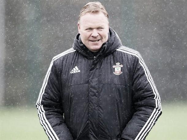 """Ronald Koeman: """"Será difícil vencer al Stoke"""""""
