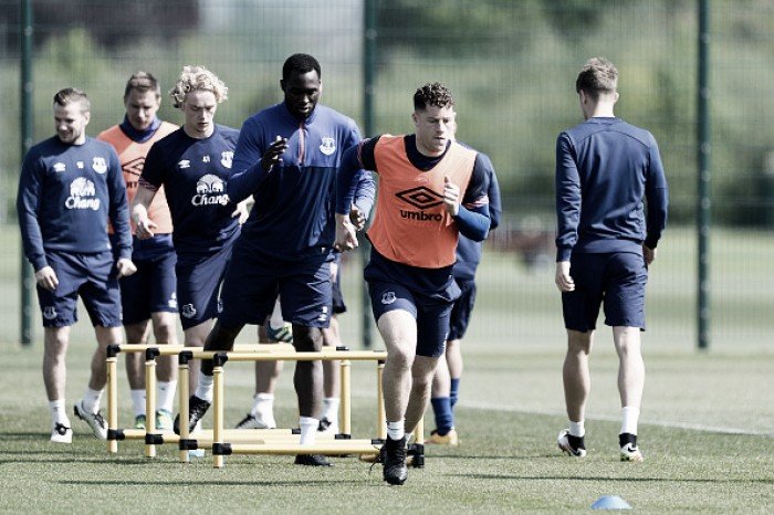 Everton pre-season training to begin July 4th