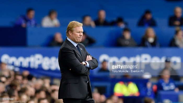 Ronald Koeman in contention to take over as Netherlands manager, according to reports