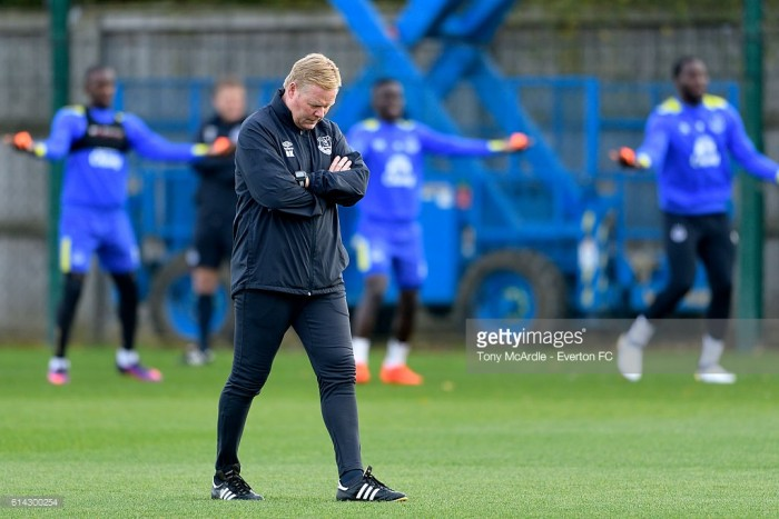Ronald Koeman relishing return to Southampton