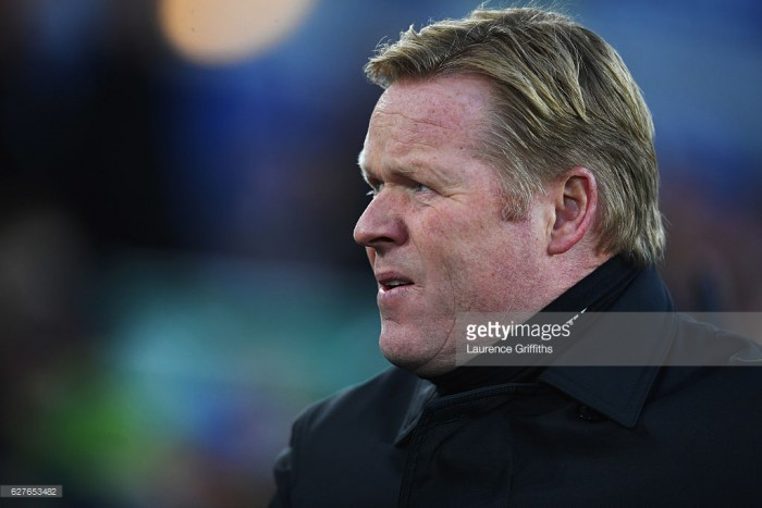 Ronald Koeman says Everton need to be better in attack against Watford