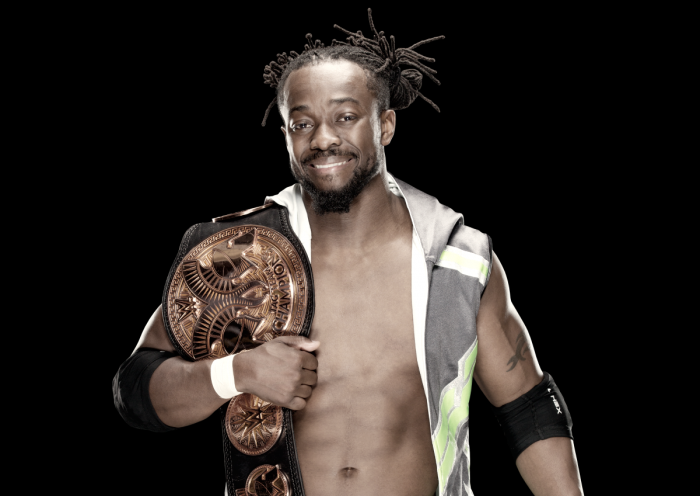 "Kofi Kingston. ""La Sensación Jamaicana"""