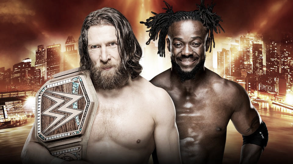 Campeonato de la WWE: Daniel Bryan (c) vs. Kofi Kingston: La oportunidad de cumplir un sueño