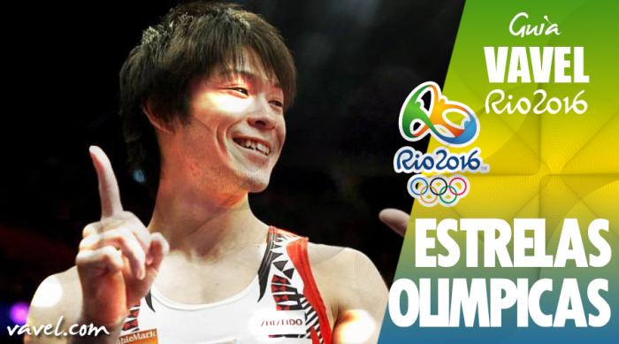 Conheça Kohei Uchimura, a 'máquina' da ginástica
