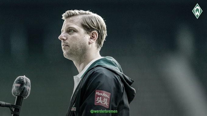 """Técnico do Bremen minimiza derrota e afirma: """"Temos coragem para o que está por vir"""""""