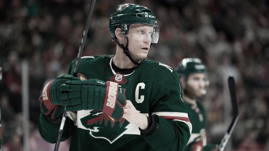 Mikko Koivu es el primero en el Wild en llegar a 1.000 juegos y 700 puntos