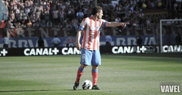 Koke, el pasador de lujo del Atlético de Madrid