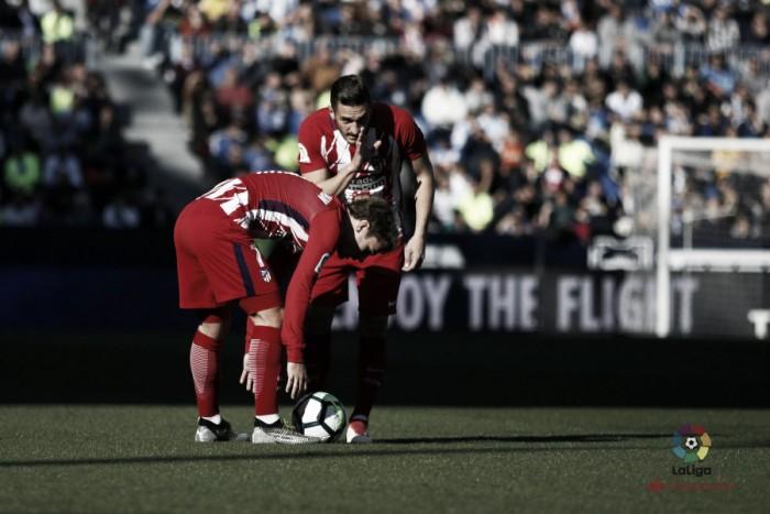 El Atlético de Madrid sigue molestando con mucho orgullo