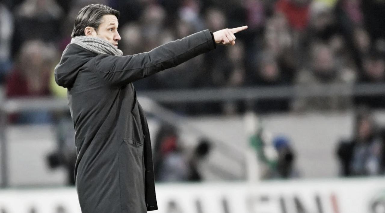 """Kovac exalta goleada do Bayern e comemora: """"Uma das nossas melhores exibições na temporada"""""""