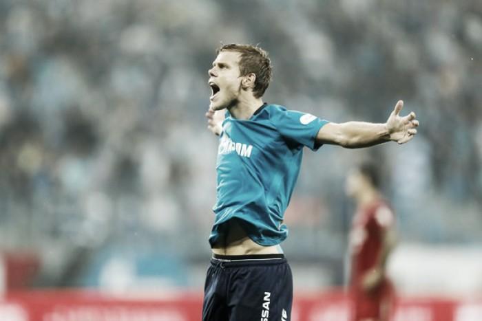 Figura del rival europeo: Kokorin, la punta de lanza del Zenit