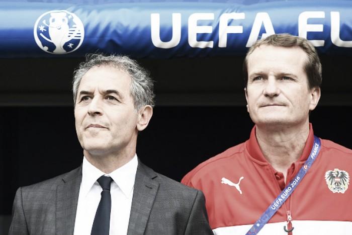 Austria boss Koller admits team must 'bounce back' against Portugal