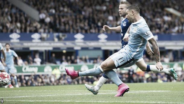 Premier League: Manchester City vence Everton em Goodison Park
