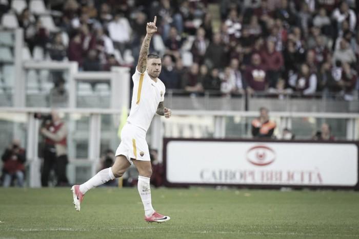 Serie A - Il Toro tiene ma non punge, Kolarov porta i tre punti alla Roma (0-1)