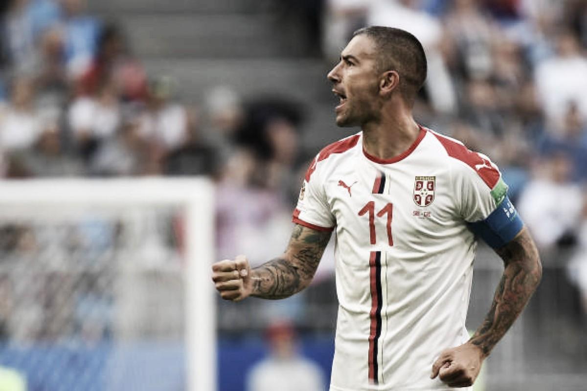 """Kolarov prefere não se apegar à vitória contra Costa Rica: """"Não temos tempo para celebrar"""""""