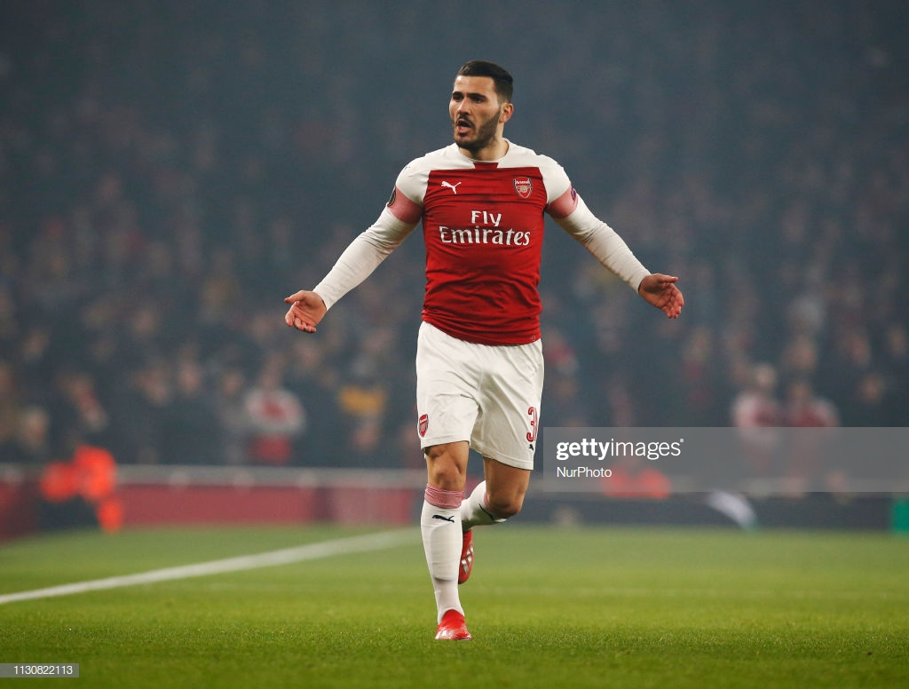 How Sead Kolasinac has become pivotal to Emery's Arsenal
