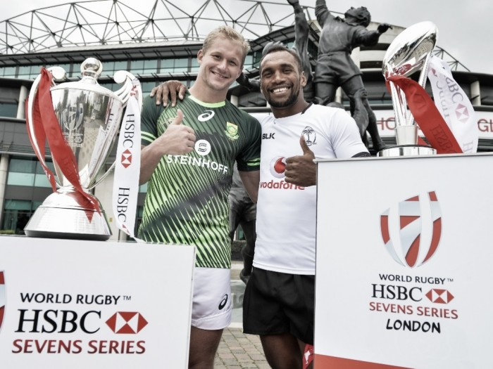 London Sevens: Fiji crowned back-to-back Sevens Series champions following Pool B qualification