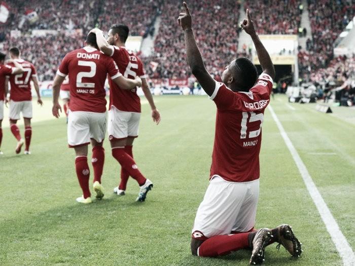 1. FSV Mainz 05 2-3 1. FC Köln: Sensational comeback from Köln as Mainz collapse