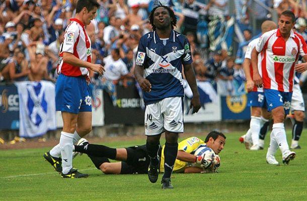 Girona FC - CD Tenerife: cambiar de rumbo
