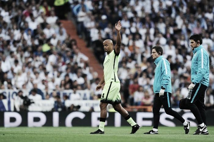 Capitão Kompany anuncia ausência e desfalca Bélgica na Eurocopa