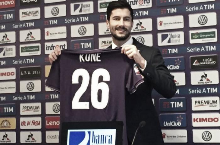 """Fiorentina, ecco Kone: """"Qui per rimanere, siamo forti e dobbiamo puntare in alto"""""""