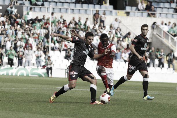 Racing Santander 2 - 1 Zamora CF: con Koné basta