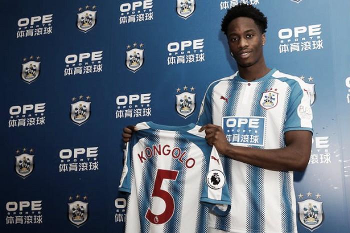 Kongolo busca una oportunidad en Inglaterra y llega cedido a Huddersfield