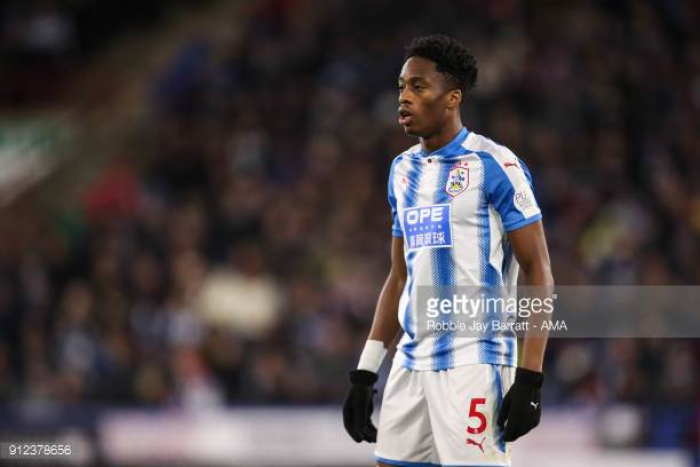 "Terence Kongolo is ""proud"" of ""fighting"" Huddersfield Town"