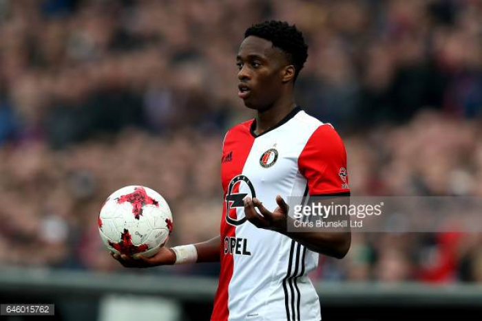 Reports: Huddersfield Town closing in on loan move for AS Monaco defender Terence Kongolo