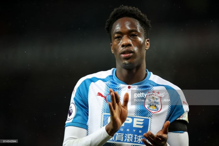 """Terrence Kongolo: Huddersfield will """"fight each game"""" to stay in the Premier League"""