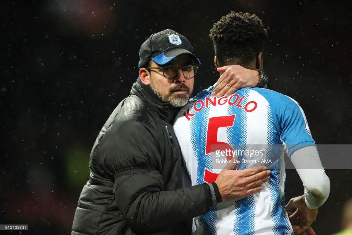 """Terence Kongolo admits Huddersfield Town return is an """"option"""""""