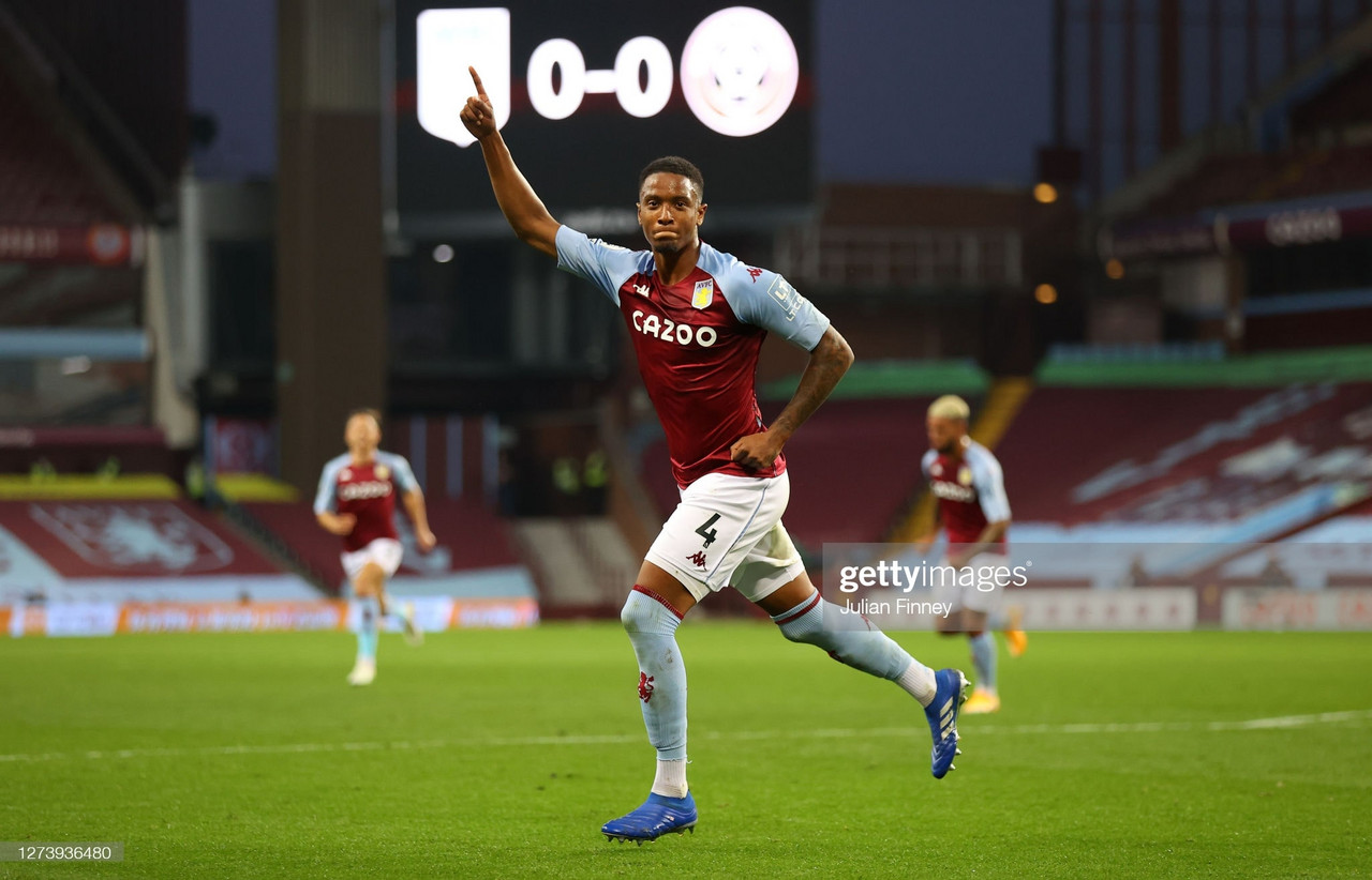 Ezri Konsa signs new Aston Villa contract
