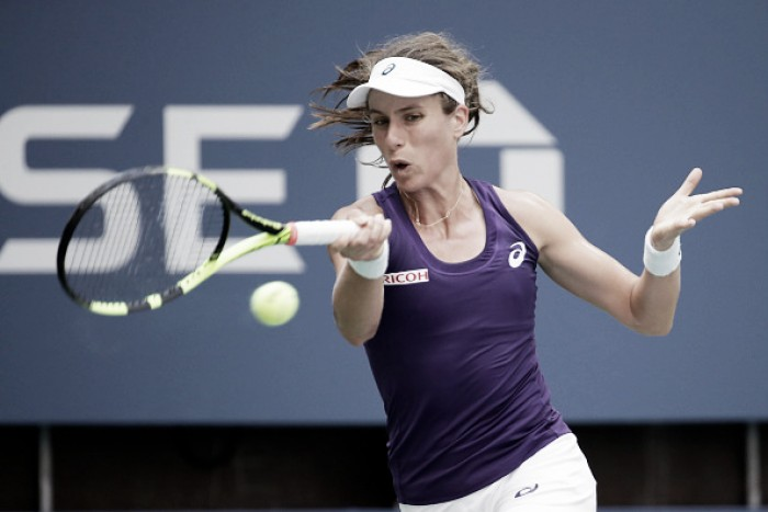 US Open 2016: Konta suffers Fourth Round exit in New York
