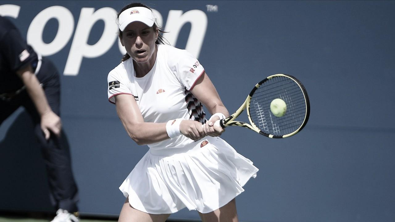 Johanna Konta apoia união entre WTA e ATP, mas desde que seja igualitária