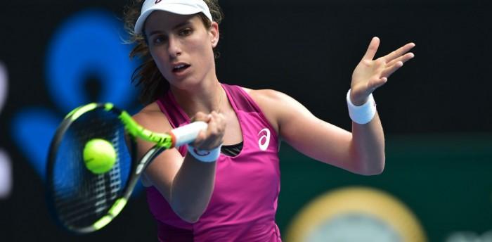 WTA Monterrey: Brit round up