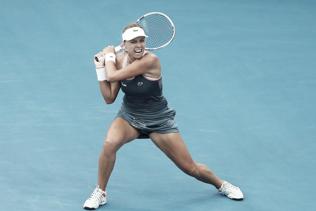Kontaveit bate Kvitova em partida apertada e está nas quartas em Brisbane