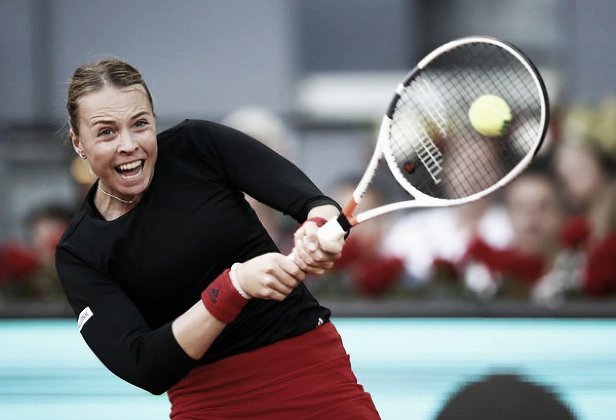 WTA Madrid: Anett Kontaveit produces great comeback, stuns Venus Williams