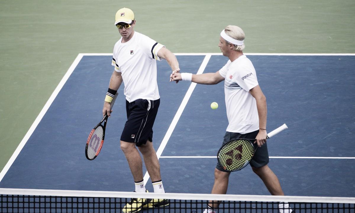 Kontinen/Peers superam Klaasen/Venus e levantam terceiro Masters 1000 da parceria em Toronto