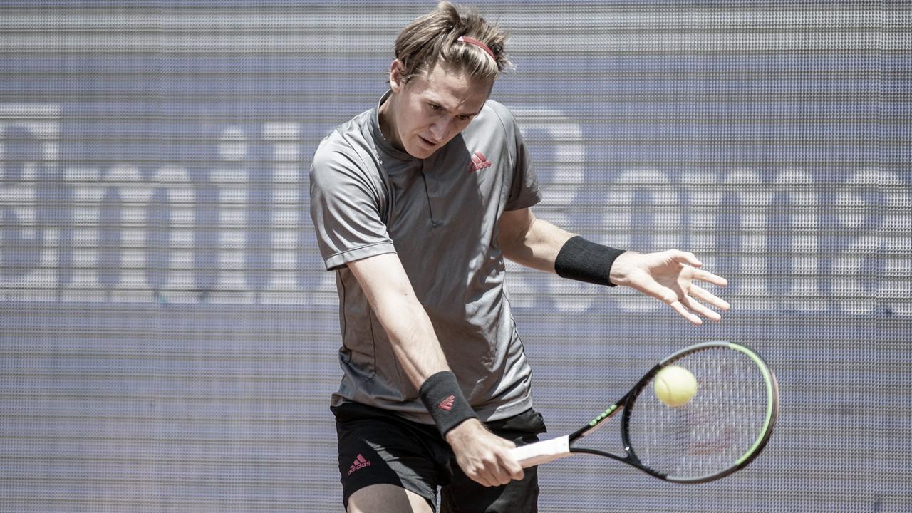 Korda vence duelo estadunidense com Paul e vai à final do ATP 250 de Parma