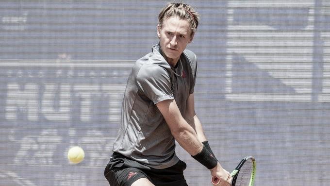 Sebastian Korda se estrena en el ATP 250 de Parma