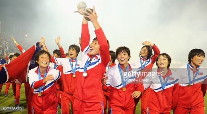 2016 U-20 Women's World Cup Final - Korea DPR 3-1 France: Korea DPR complete youth tournament double