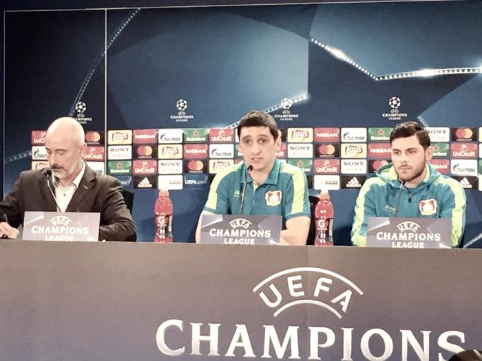 Champions League - Bayer Leverkusen a caccia dell'impresa a Madrid, la carica di Korkut
