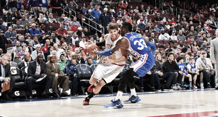 Atlanta Hawks cruise to 104-72 win over Philadelphia 76ers