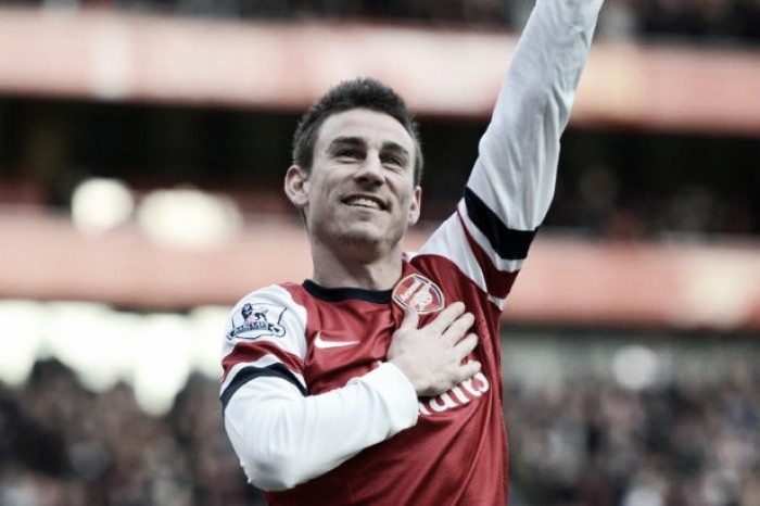 Huge praise for Laurent Koscielny from fellow Arsenal team-mates