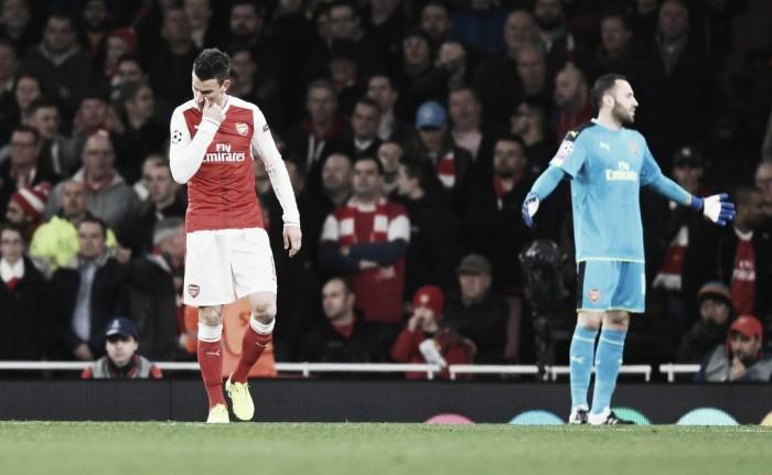Arsenal, l'ennesimo crollo