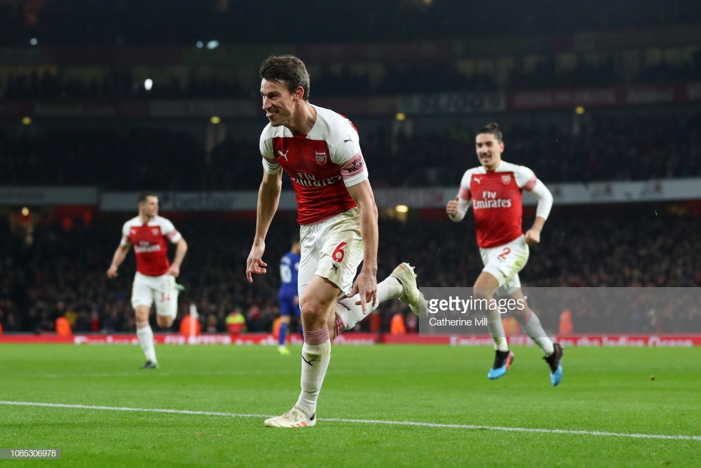 As it happened: Arsenal receive top four boost with win over Chelsea
