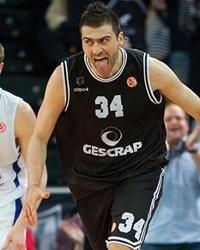 """Kostas Vasileiadis MVP del """"Game 3"""" de los cuartos de final de la Euroliga"""