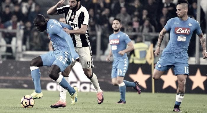Napoli di scena allo Juventus Stadium, Sarri rispolvera gli scontenti
